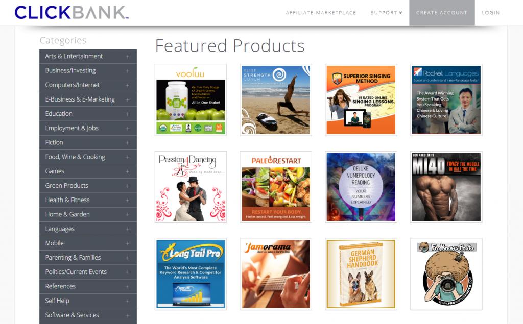 Clickbank Venta por Afiliacion